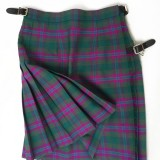Mini Kilts for Ladies in Dunans Rising Tartan